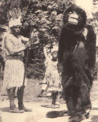 1938 1st sasquatch days tsailes harrison hot springs