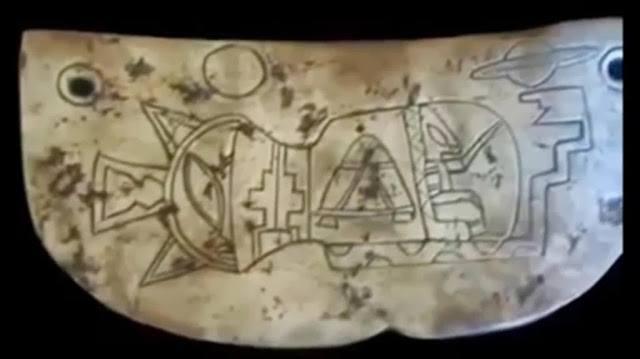 mayan spaceship