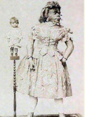 julia pastrana and son