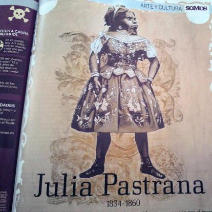 julia pastrana book