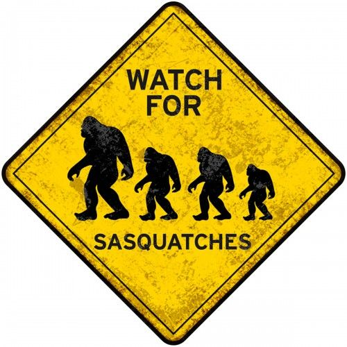 watch for squatches