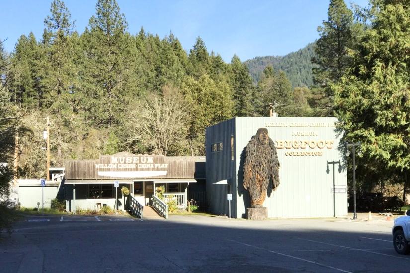 Willow Creek-California