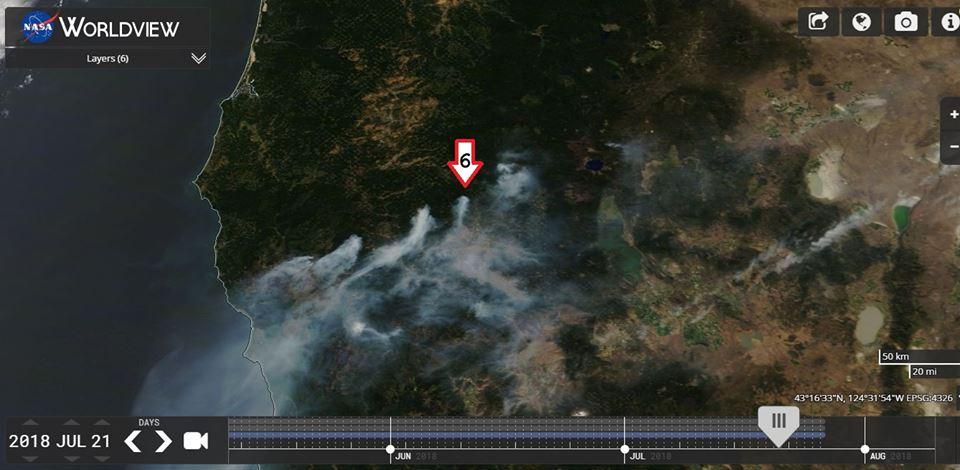 CA fires 07 18