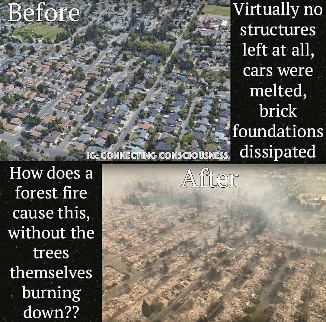 CA fires DEW