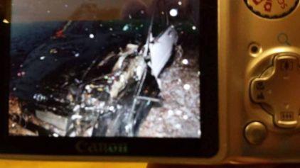 edie west car crash3