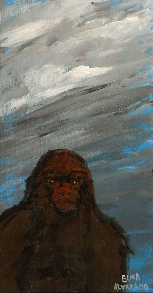 Copie de sasquatch _painting