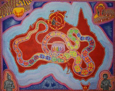 rainbow serpent oz