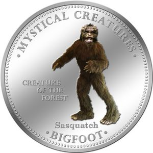 1-Dollar-Bigfoot cook islands