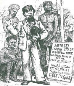 slavery oz