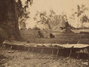 1862 canoe making