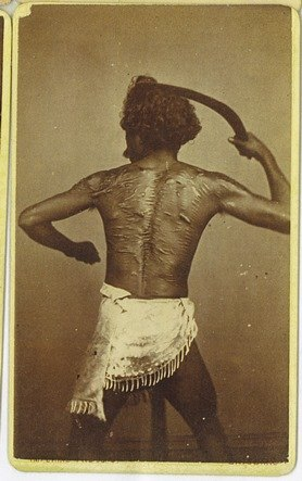 1867 meanjin tribesman