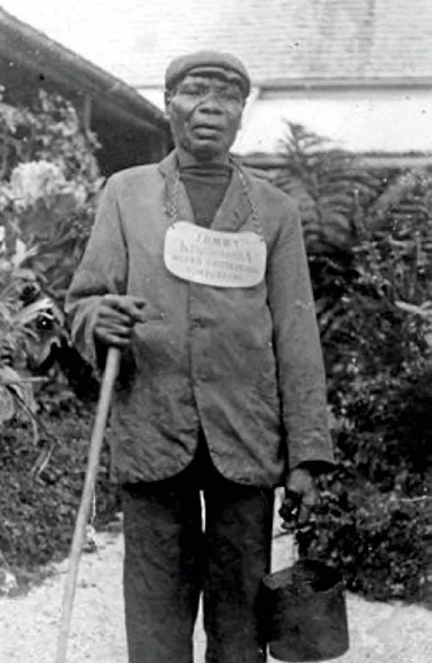 1890 King Tommy Gubbi Gubbi King of Noosa Weyba Cootharaba and Tumbarrawa