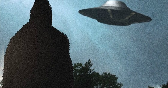 Bigfoot-UFO