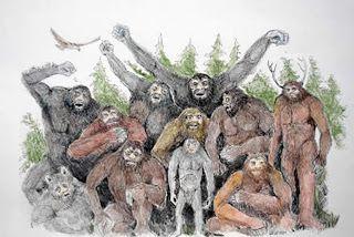 Sasquatch tribe