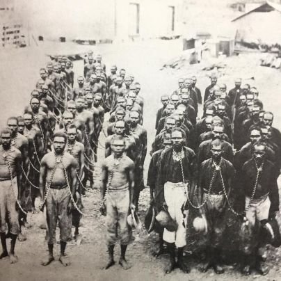 slavery aus