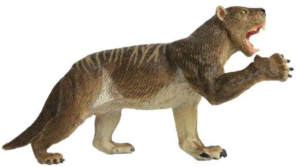 bunyip thylacoleo figurine
